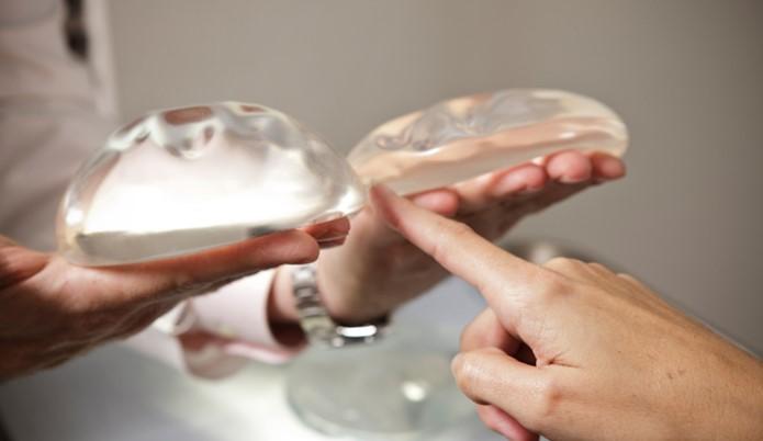 удаление имплантов молочных желез в Киеве