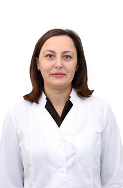 Желтоножская Юлия