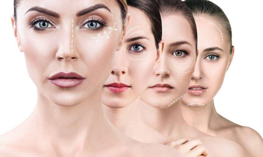 Лазерная шлифовка кожи лица по технологии СО2