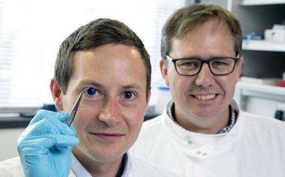 Улучшение зрения с помощью клеточной терапии